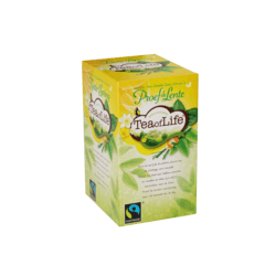 Tea of Life Taste of spring, fairtrade 2gr