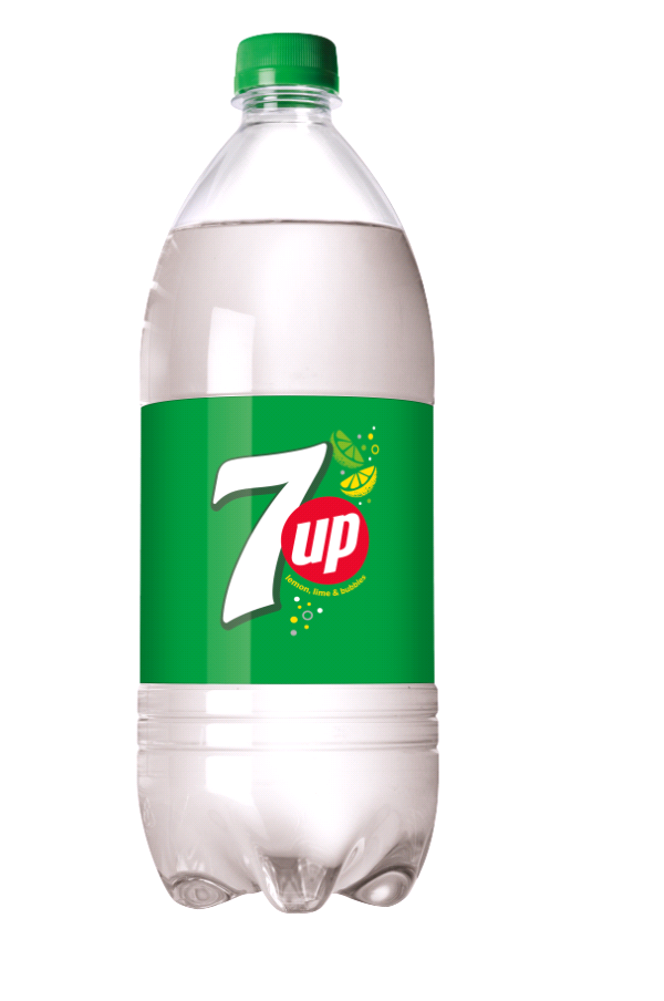 Seven up Petfles 1,1lt