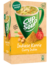 Cup-a-Soup Sachets Indiase kerrie 175ml