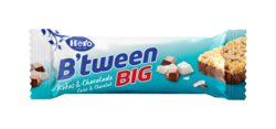 Hero B'tween kokos melkchocolade big 50gr