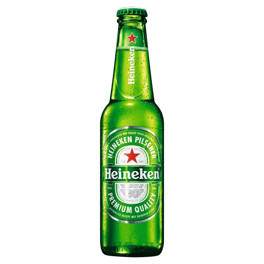 Heineken Fles Star Bottle 30cl