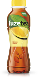 Fuze Tea Black tea lemon petfles 40cl