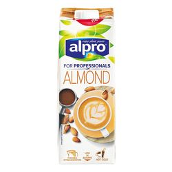 Alpro Almond drink for professionals 1lt