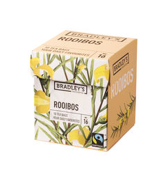 Bradley's Favourites rooibos, fairtrade 1,5gr