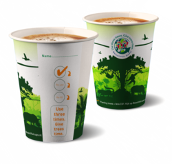 Beautiful Cups Junglebeker 180ml