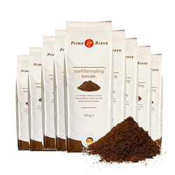 Primo Bravo Snelfilter fairtrade 750gr