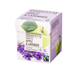 Bradley's Favourites green tea appel & lavender 1,75 gr