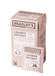 Bradley's Zoethout, fairtrade + biologisch 2gr