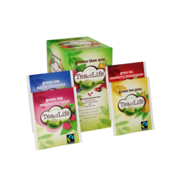 Tea of Life Groene thee fruitmix 1,75gr
