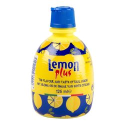 Lemon Plus Citroensap 125ml