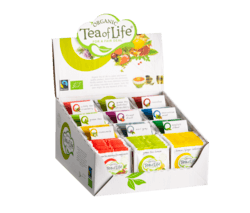 Tea of Life Assortibox biologisch 12x10 zakjes