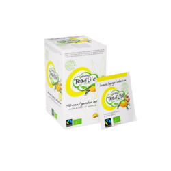 Tea of Life Lemon ginger infusion fairtrade + bio 1,5gr