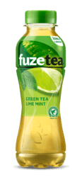 Fuze Tea Lime mint petfles 40cl