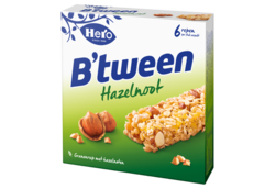 Hero B'tween hazelnoot 6x25gr