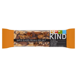 Be-Kind Maple glazed pecan & sea salt 40gr