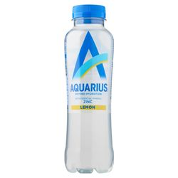 Aquarius Hydration lemon petfles 40cl