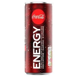 Coca Cola Energy blik 25cl