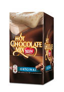 Nestle Hot choco mix original 25gr